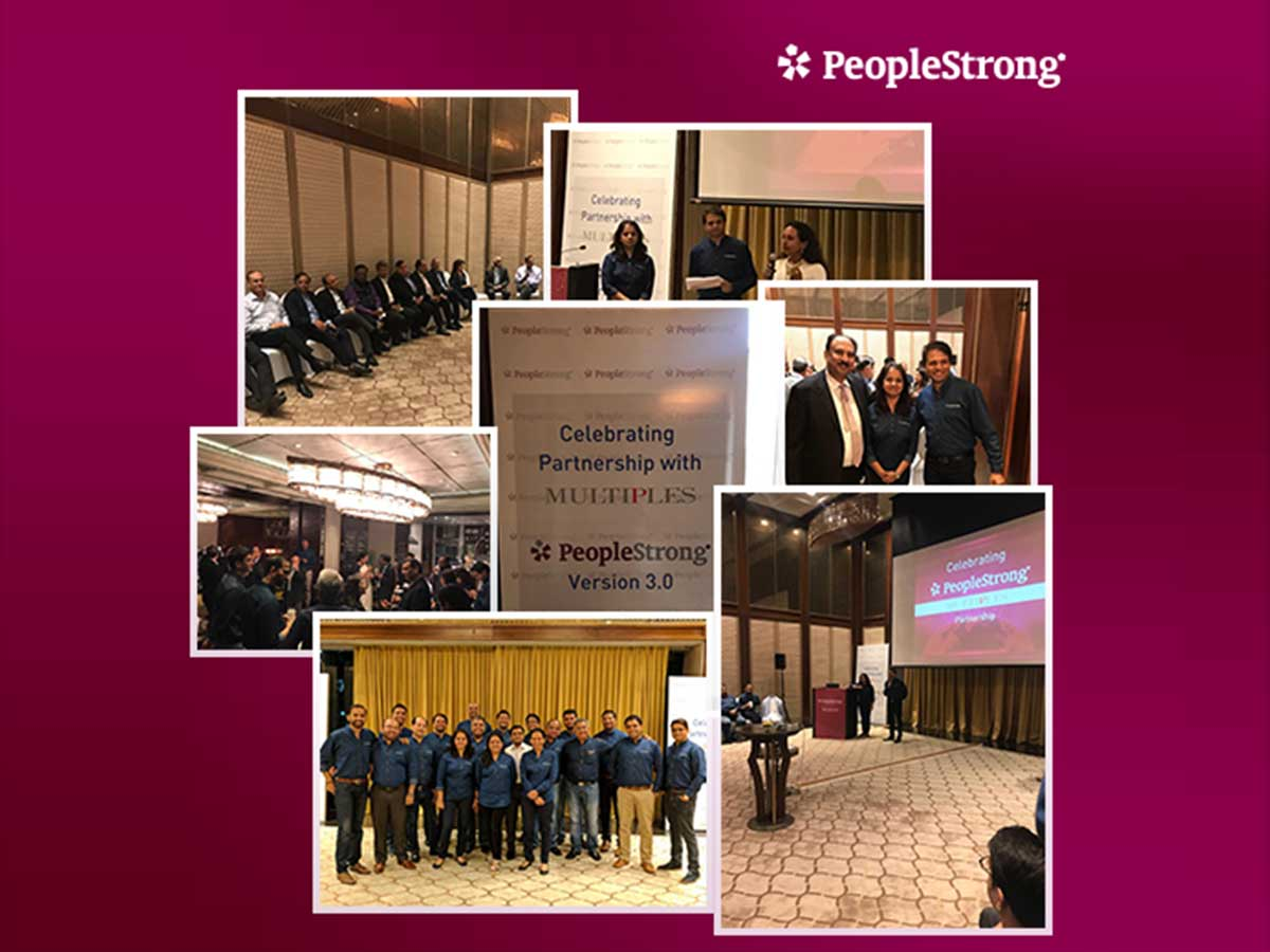 PeopleStrong celebrates for new journey and new ho...