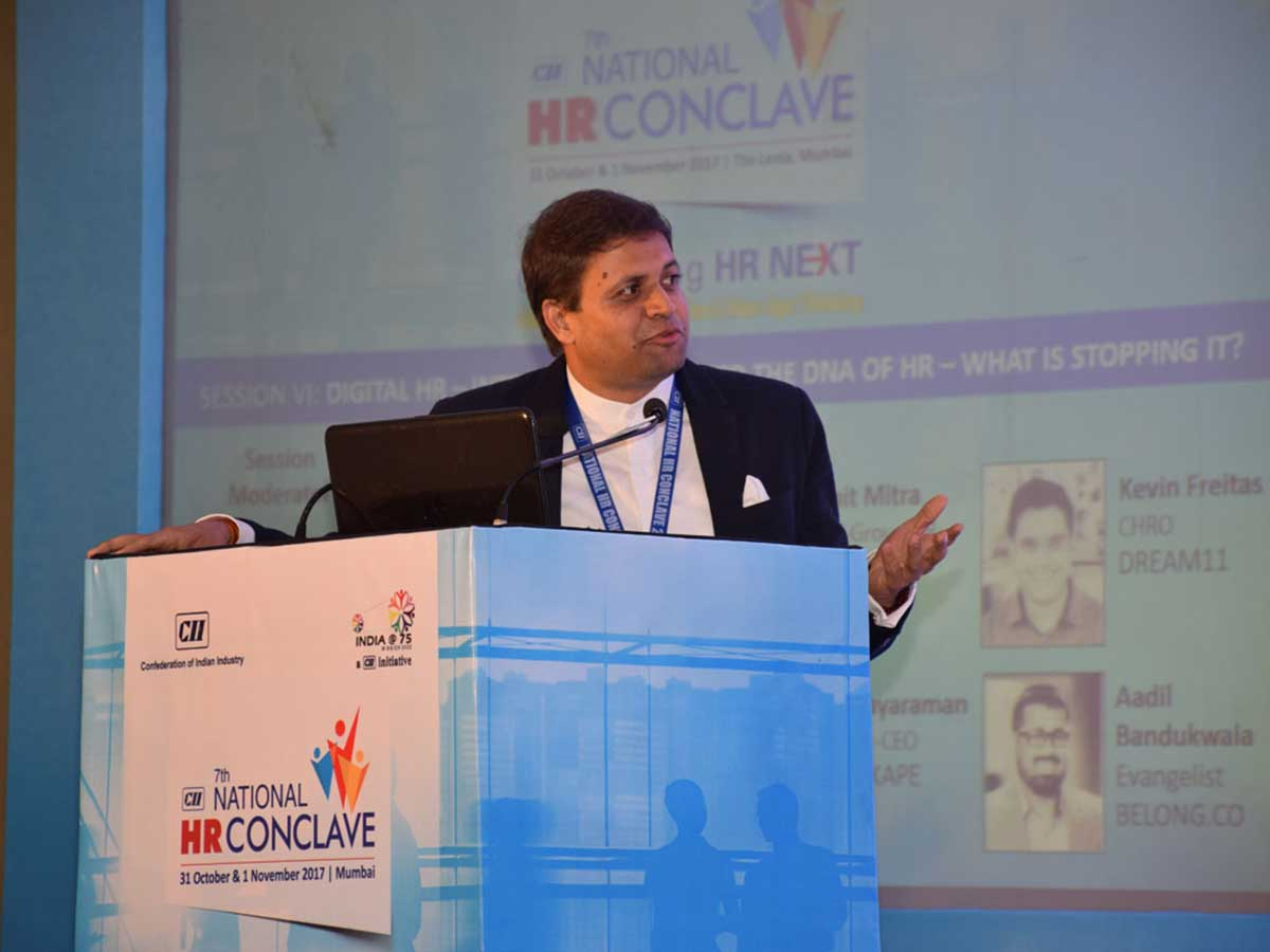 7th CII NATIONAL HR CONCLAVE 2017