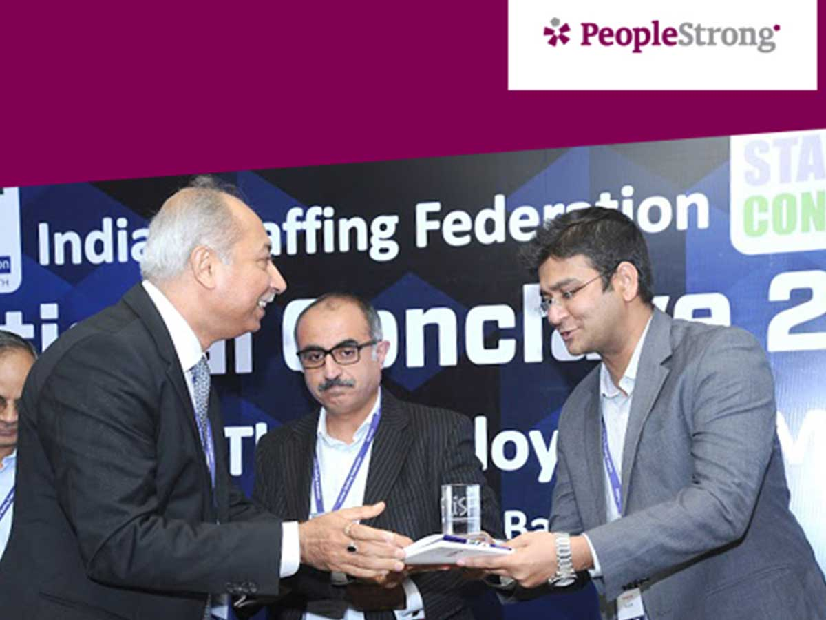 Private: India Staffing Federation's National Conclave