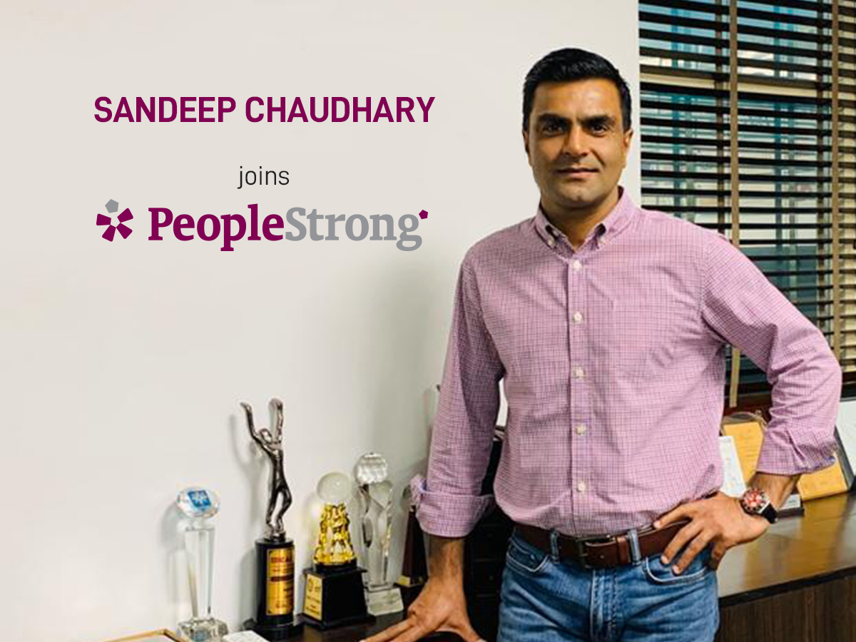 PeopleStrong appoints ex-AON Hewitt CEO Sandeep Ch...