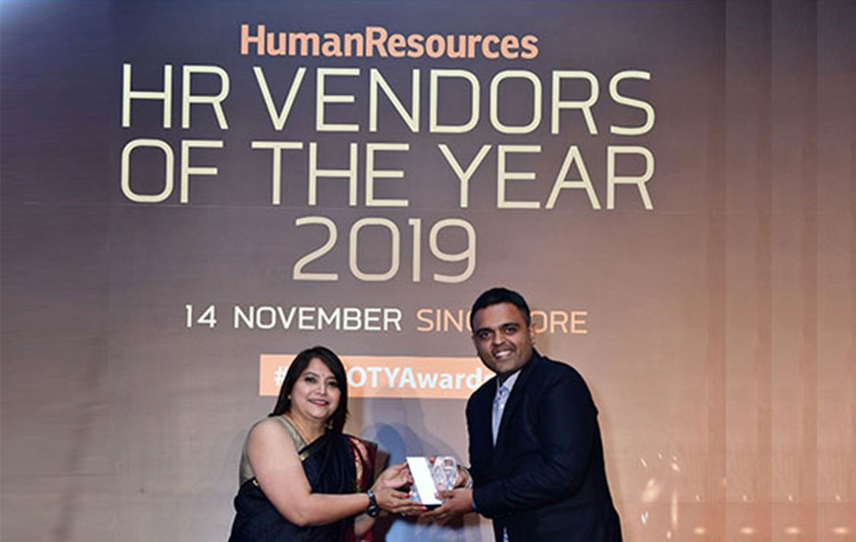 PeopleStrong Bags the Best HRMS (Silver) at the HR...