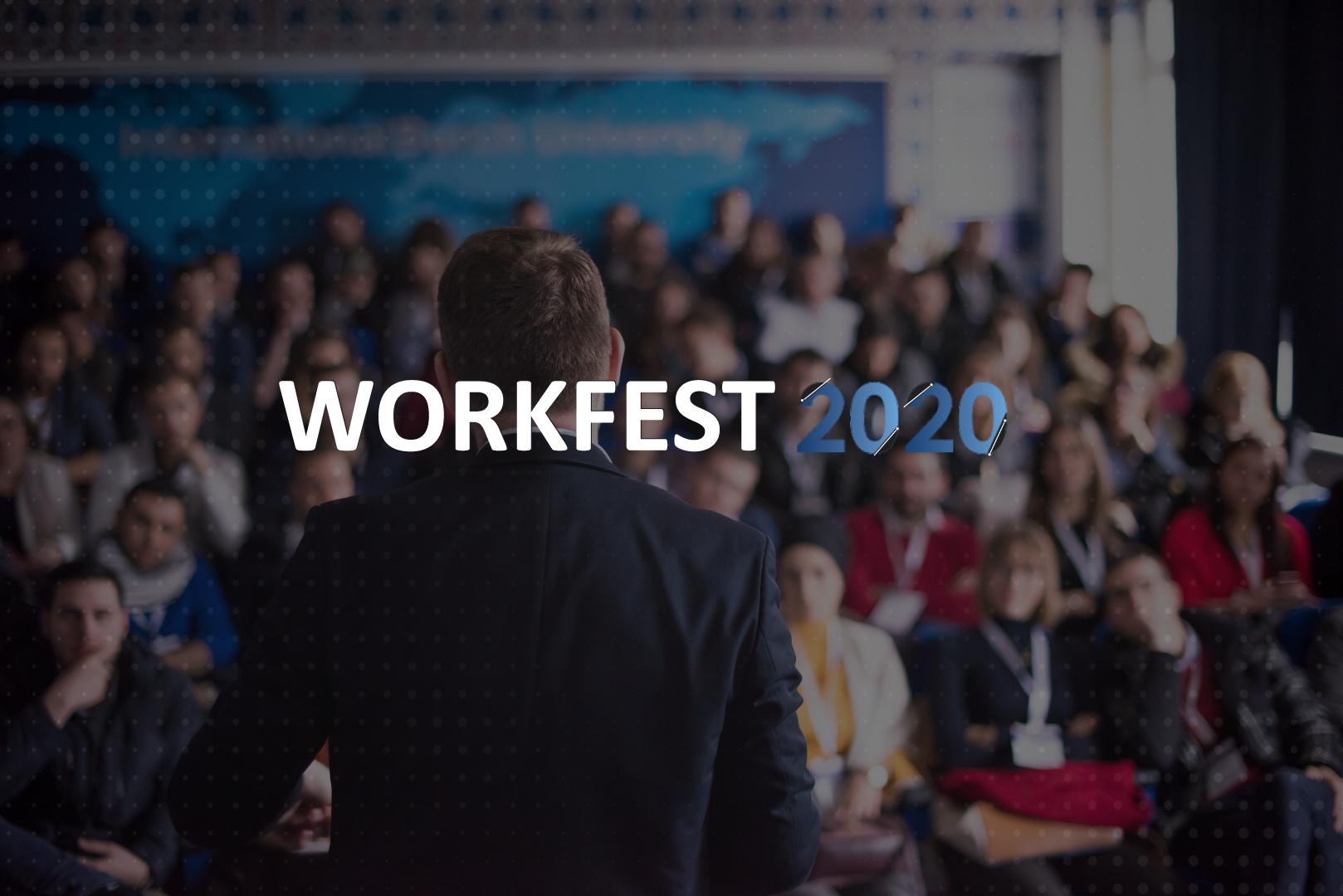 Sneak Peek Into What Workfest 2020 Will Offer