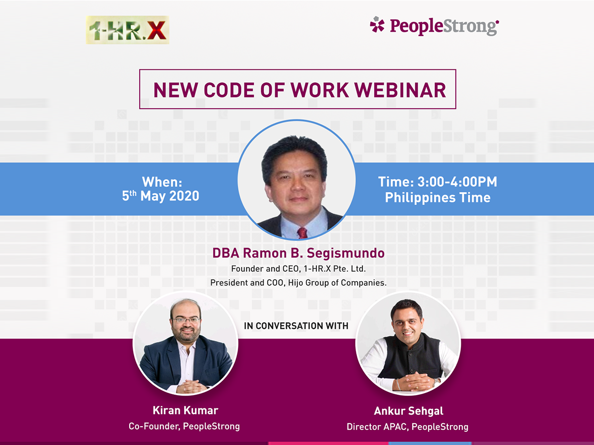 New Code of work seminar deciphering what the futu...