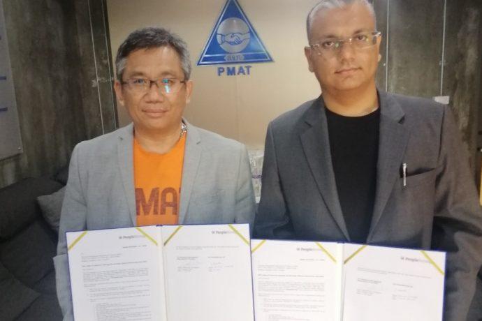 PMAT และ PeopleStrong ร่วม มือ กันเพื่อเร่งการเปลี่ยนแปลงสู่ระบบดิจิทัลในอุตสาหกรรม HR ของประเทศไทย
