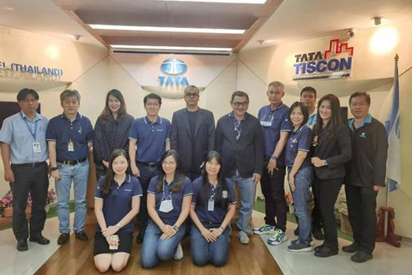 บริษัท ทาทา สตีลเลือก PeopleStrong เพื่อยกระดับแนวทางการเพิ่มพูนประสบการณ์พนักงานในประเทศไทย